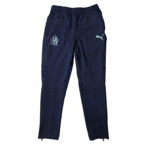 Puma Pantalon enfant Om training pants navy jr bleu - Taille 10 ans,12 ans,14 ans