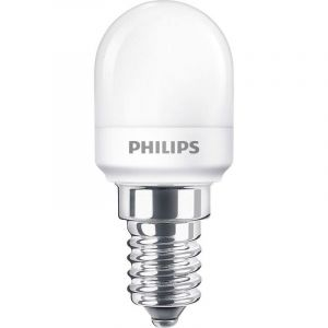 Philips Ampoule réfrigérateur LED E14 T25 0,9W mat