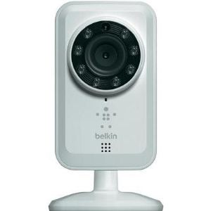 Belkin 682990 - Camera de surveillance wifi pour iOS and Android