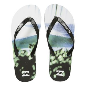 Billabong Tides Hawaii, Tongs pour homme, Homme, Tides Hawaii, multicolore