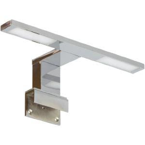 Ranex Applique de miroir de salle de bain Como Led en chrome