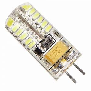 Silamp Ampoule LED G4 12V 3W SMD2835 24LED 360 - couleur eclairage : Blanc Neutre 4000K - 5500K