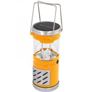 Eglo Lanterne camping lampe solaire DEL lampadaire extérieur luminaire jardin LED