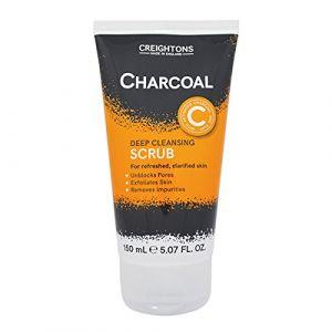 Creightons Charcoal deep cleansing scrub 150 ml 5.08 FL. OZ.