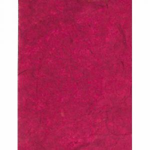 Clairefontaine 98212C - Etui de 10 feuilles de papier Banane Paper Touch, 35 g/m², 0,65m x 0,95m, coloris rose opéra