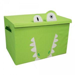 Les Déglingos Coffre de rangement Aligatos l'alligator