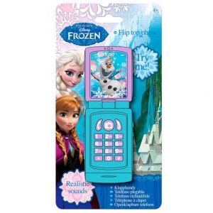 Téléphone à clapet La Reine des Neiges