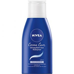 Nivea Creme Care - Démaquillant yeux waterproof