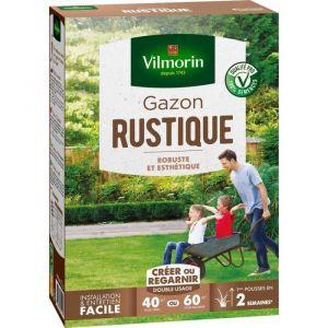 Vilmorin Semences de gazon rustique - 1 kg