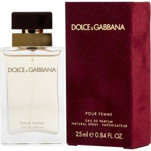Dolce & Gabbana Pour Femme - Eau de parfum - 25 ml