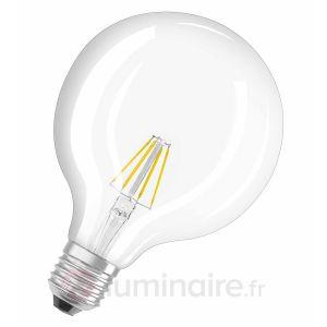 Osram Ampoule LED Retrofit Classic Globe E27 6W (60W) A++