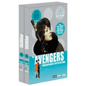 Coffret Chapeau melon et bottes de cuir : The Avengers - Saison 6 - Volumes 7 et 8 (1969)