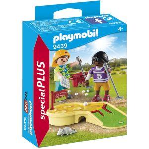 Playmobil 9439 - Enfants et minigolf