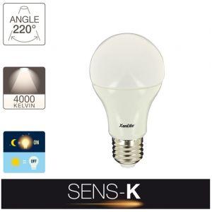 Xanlite Ampoule LED A60, culot E27, 11W cons. (60W eq.), lumière blanc neutre