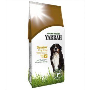 Yarrah Croquettes Bio Senior pour chien âgé - 2 kg