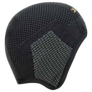 X-Bionic Bonnet Hiver avec Protections Oreilles Unisexe Couleur Noir/Anthracite Taille T2