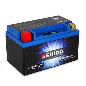 Shido Ytx12-bs Batterie Moto Lithium 12 V 3,5 Ah - Ytx12-bs batterie moto Lithium 12 V 3,5 Ah.
