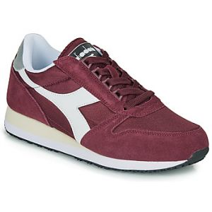 Diadora Baskets basses CAIMAN rouge - Taille 40,41,42,43,44,45