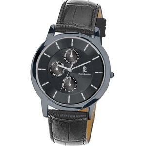 Pierre Lannier 237C - Montre pour homme avec bracelet en cuir Extra-plat