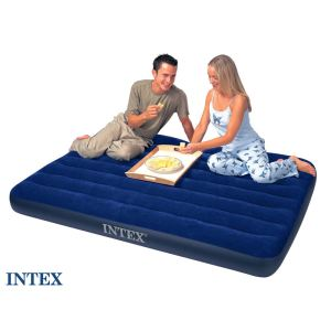 Intex 68758 - Matelas gonflable Classic 2 places (137 x 191 x 22 cm)