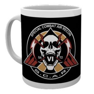 Mug Call Of Duty Infinite Warfare Scar (300 ml)