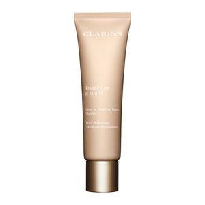 Clarins Teint Pores & Matité 02 Nude Beige - Lisse le grain de peau, matifie