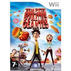 Tempête de Boulettes Géantes [Wii]