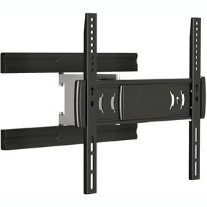 Norstone Jura F3255D Support TV Mural Inclinable et Orientable