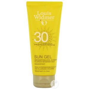 Louis Widmer Crème solaire Sun gel spf 30
