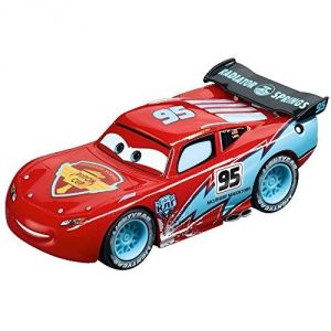 Carrera Toys 64023 - Cars Ice Lightning McQueen pour circuit GO!!!