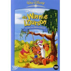 Le Monde magique de Winnie l'Ourson - Volume 8 : Grandir avec Winnie