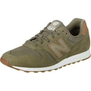 New Balance Sneakers Basses Homme, Vert (Green Ml373cvg), 42.5 EU