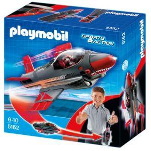 Image de Playmobil 5162 Sports & Action - Jet à emporter