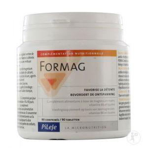Pileje Formag magnesium marin - 90 comprimés