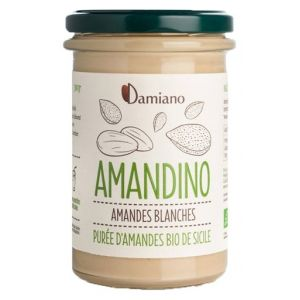 Damiano Puree Amandes Blanches 300G