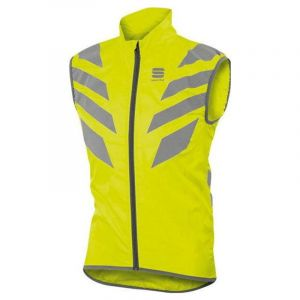 Sportful Reflex Vest XL Gilets YellowFluo