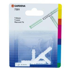 Gardena Pièce en T pour tuyaux de 6 mm 7301-20