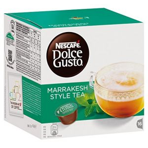 Nescafe Capsules Marrakesh Tea Dolce Gusto