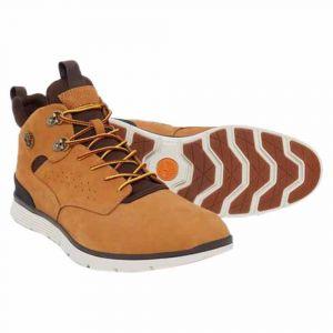 Timberland Killington Hiker Chukka Wheat Nubuck CA1JJ1, Boots - 40 EU
