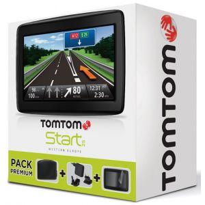 TomTom Start 25 Europe 22 pays Pack Premium - GPS auto