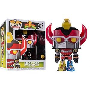 Funko 497 - Super Sized Megazord Glow in The Dark - Power Rangers