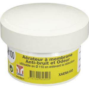GIRPI Aérateur à membrane Diamètre 100 mm