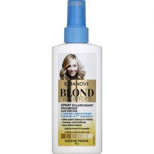 Kéranove Blond vacances - Spray éclaircissant progressif