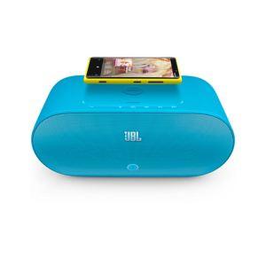 JBL PowerUp - Haut-parleur et chargeur sans fil pour téléphones Nokia Lumia 720, 920, 820