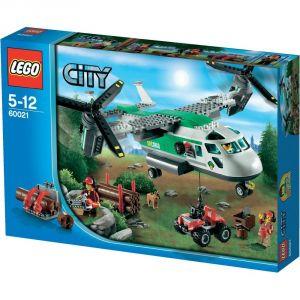Lego 60021 - City : L'avion Cargo