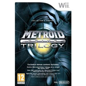 Metroid Prime Trilogy [Wii]