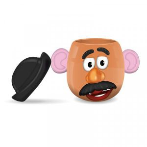 Half Moon Bay Disney - Toy Story Mr Potato Head Shaped Mug [UK] [Goodies]