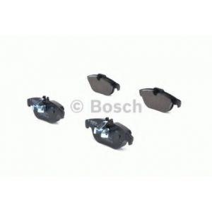 Bosch 4 plaquettes de frein 0986494162