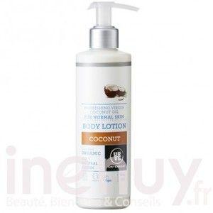 Urtekram Lotion corporelle à la noix de coco - 245 ml