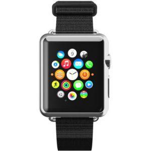 Incipio Bracelet Nato Apple watch 42mn Noir